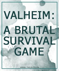 Valheim: A Brutal Survival Game - tails.co.za