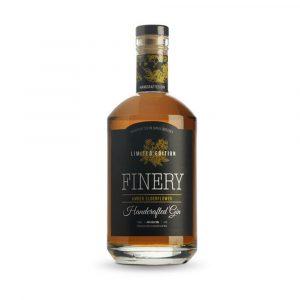 Finery Amber Elderflower Gin